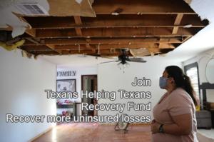 Texas Recovery Fund Winter Storm Uri CirclesX