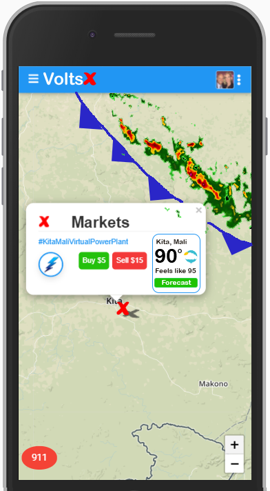 CirclesX Weather Platform