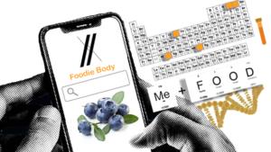 Blueberries Anthocyanin Foodie Body Bioinformatics