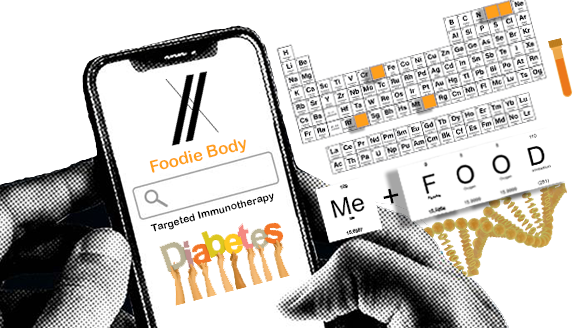 Targeted Immunotherapy Diabetes Research Foodie Body Bioinformatics